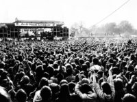 Rock Against Racism- Anti Nazi League Carnival 1, Victoria Park, 30 April 1978.