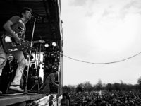 The Clash, Carnival 1, Victoria Park, 30 April 1978.