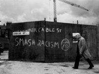 Jubilee Street, Tower Hamlets, London 1977.