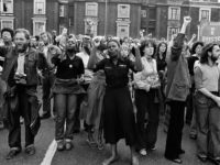 Lewisham, 13 August 1977.