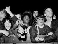 RAR/ ANL Carnival Against the Nazis, Potternewton Park, Leeds 1981.