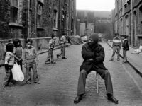 Sheba Street, Tower Hamlets, London 1977.