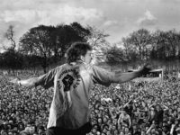 Tom Robinson Band, Carnival 1, Victoria Park, 30 April 1978.