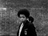 Tulse Hill School, Brixton, London 1977.