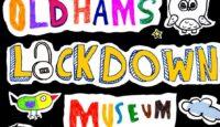 Photo: Oldham's Lockdown Museum: writing